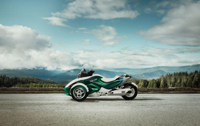2013 Can-Am Hybrid Roadster wallpaper