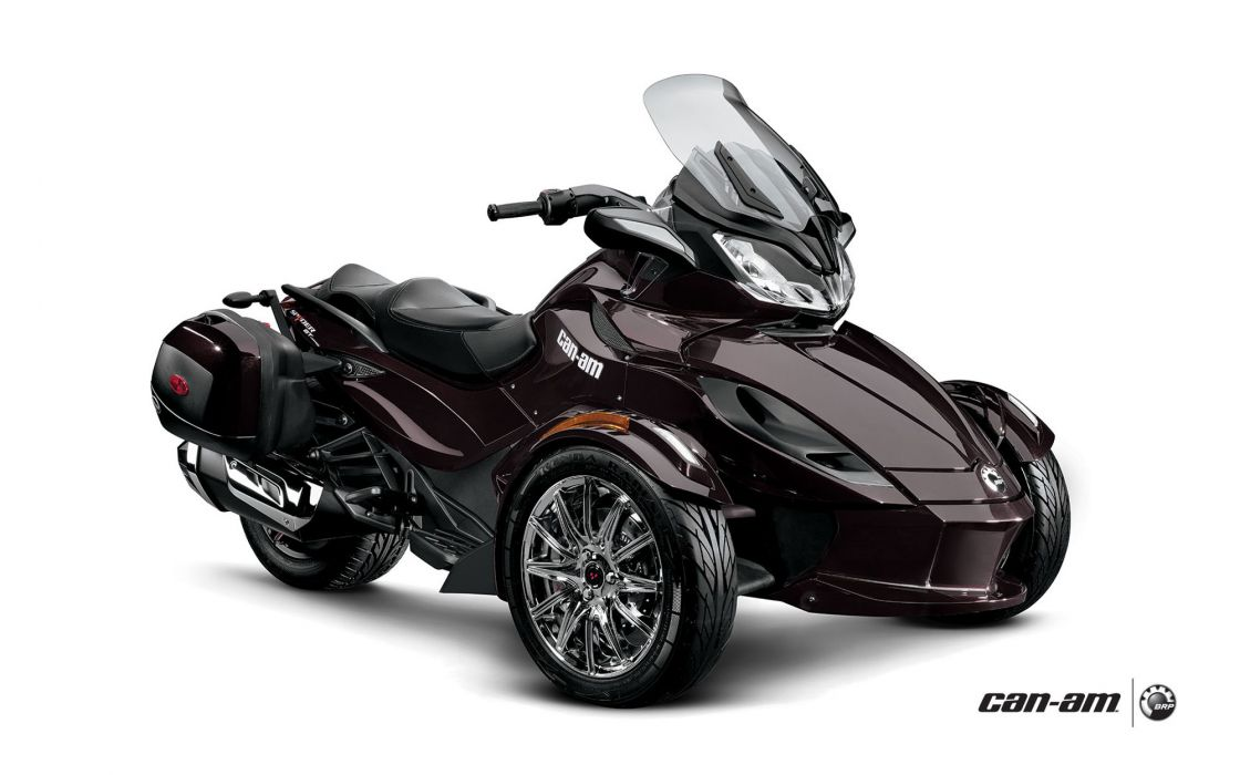 2013 Can-Am Spyder ST Limited r wallpaper