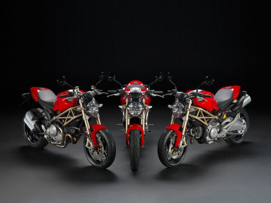 2013 Ducati Monster 696 d wallpaper