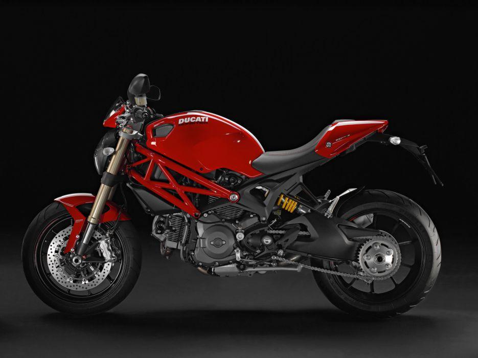 2013 Ducati Monster 1100 EVO a wallpaper
