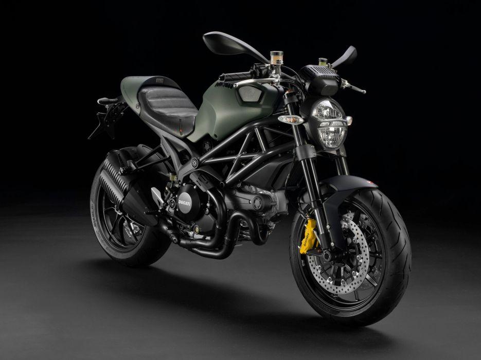 2013 Ducati Monster 1100 EVO Diesel d wallpaper