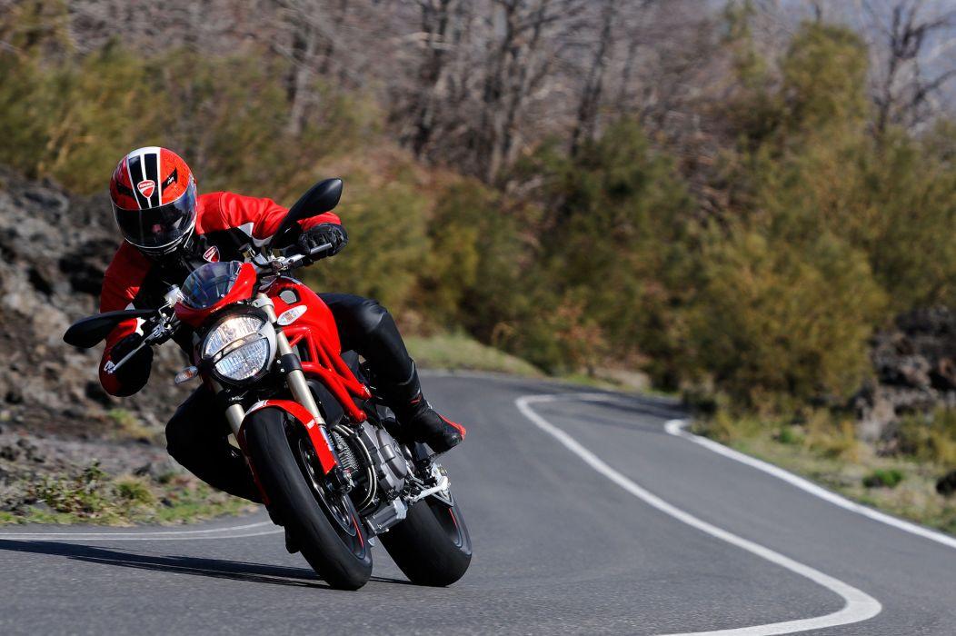2013 Ducati Monster 1100 EVO q wallpaper