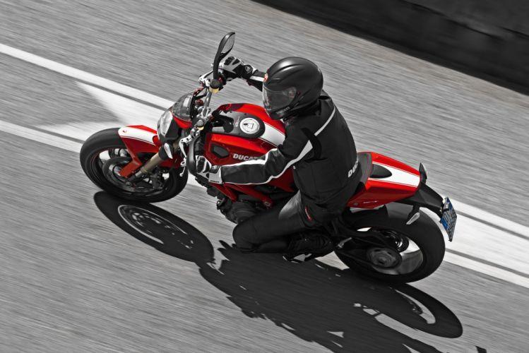 2013 Ducati Monster 1100 EVO wallpaper