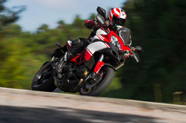 2013 Ducati Multistrada 1200S Pikes Peak f wallpaper