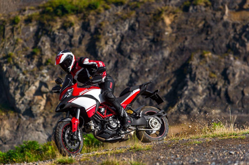 2013 Ducati Multistrada 1200S Pikes Peak wallpaper