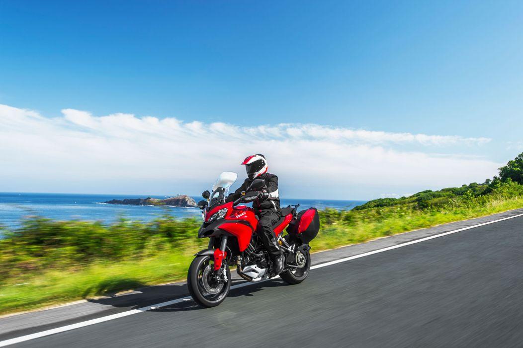 2013 Ducati Multistrada 1200S Touring wallpaper