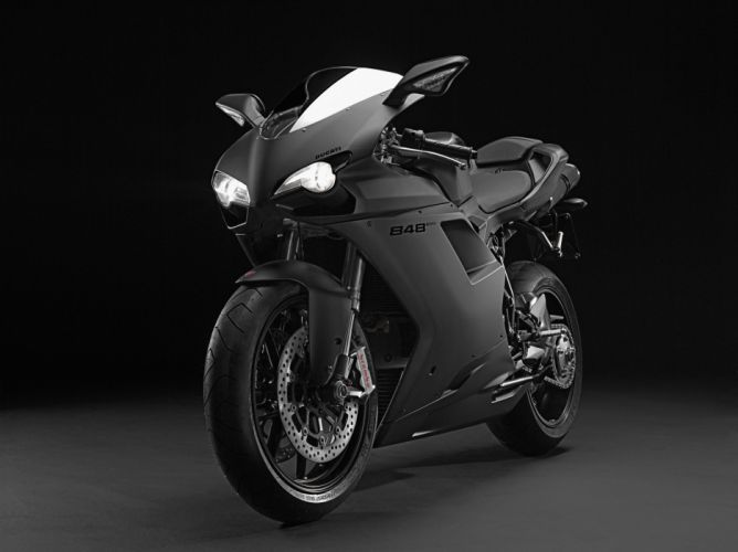 2013 Ducati Superbike 848 EVO Dark a wallpaper