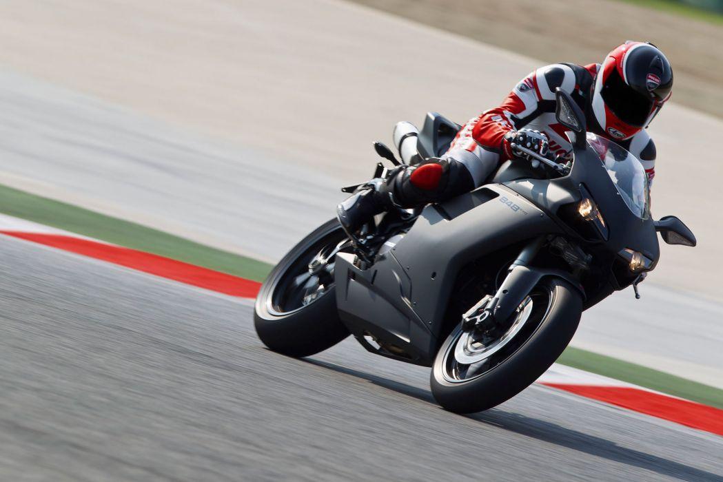 2013 Ducati Superbike 848 EVO Dark w wallpaper