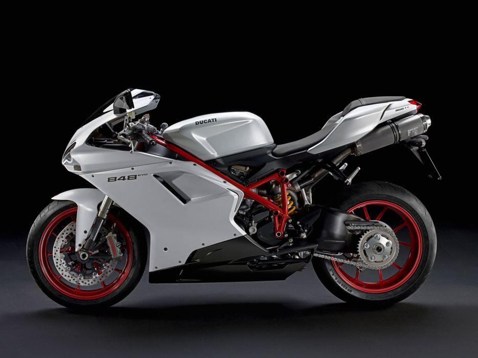 2013 Ducati Superbike 848 EVO q wallpaper