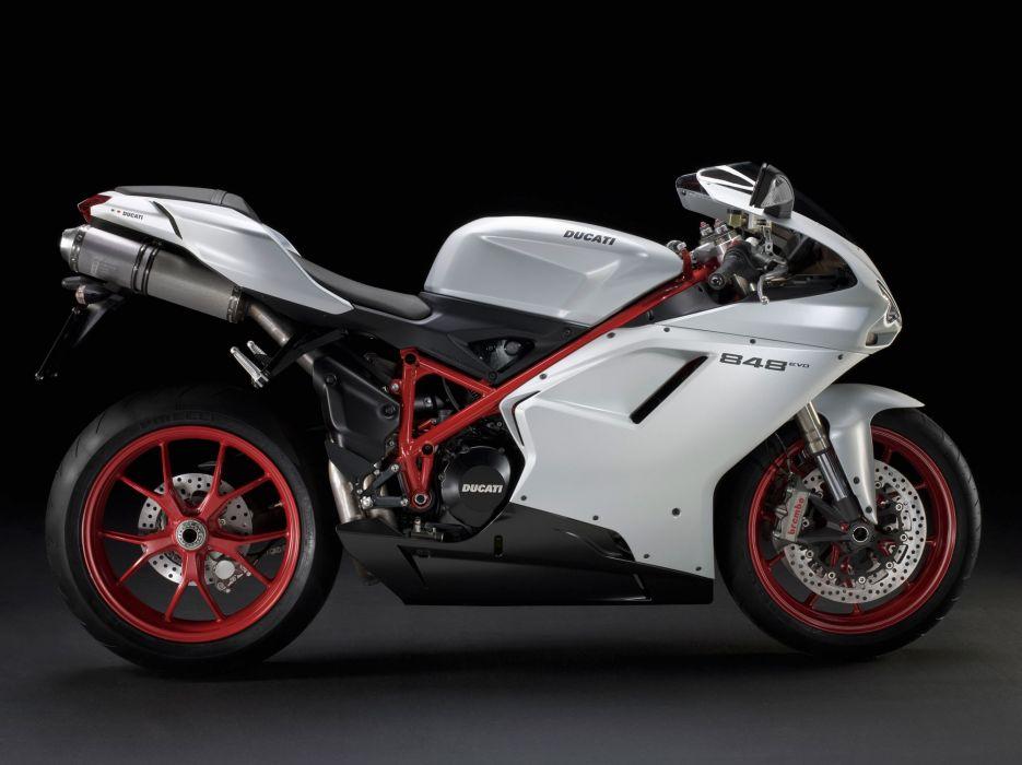 2013 Ducati Superbike 848 EVO w wallpaper