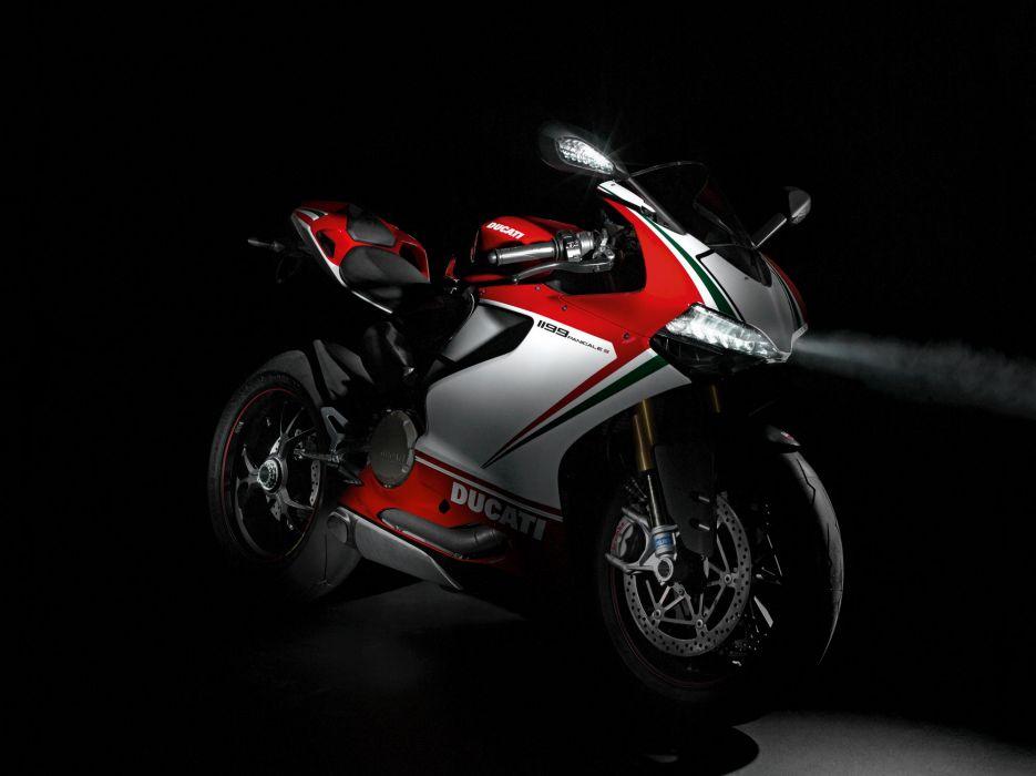 2013 Ducati Superbike 1199 Panigale-S Tricolore panigale  f wallpaper