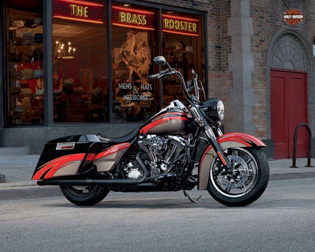2013 Harley Davidson FLHR Road King q wallpaper