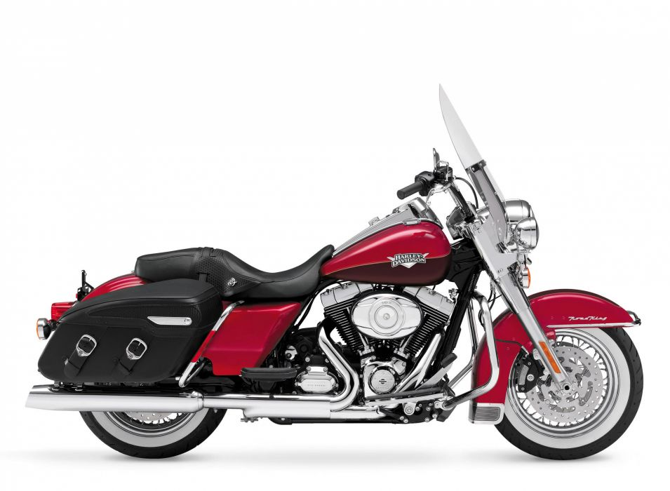 2013 Harley Davidson FLHRC Road King Classic w wallpaper