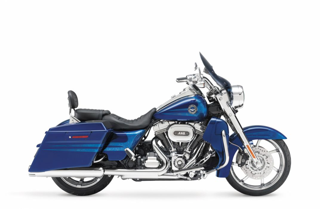 2013 Harley Davidson FLHRSE5 CVO Road King e wallpaper