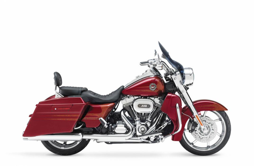 2013 Harley Davidson FLHRSE5 CVO Road King q wallpaper