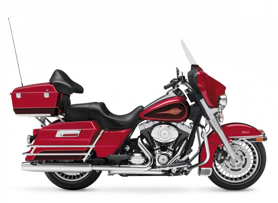 2013 Harley Davidson FLHTC Electra Glide Classic q wallpaper