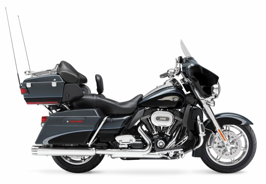 2013 Harley Davidson FLHTCUSE8 CVO Ultra Classic Electra Glide w wallpaper