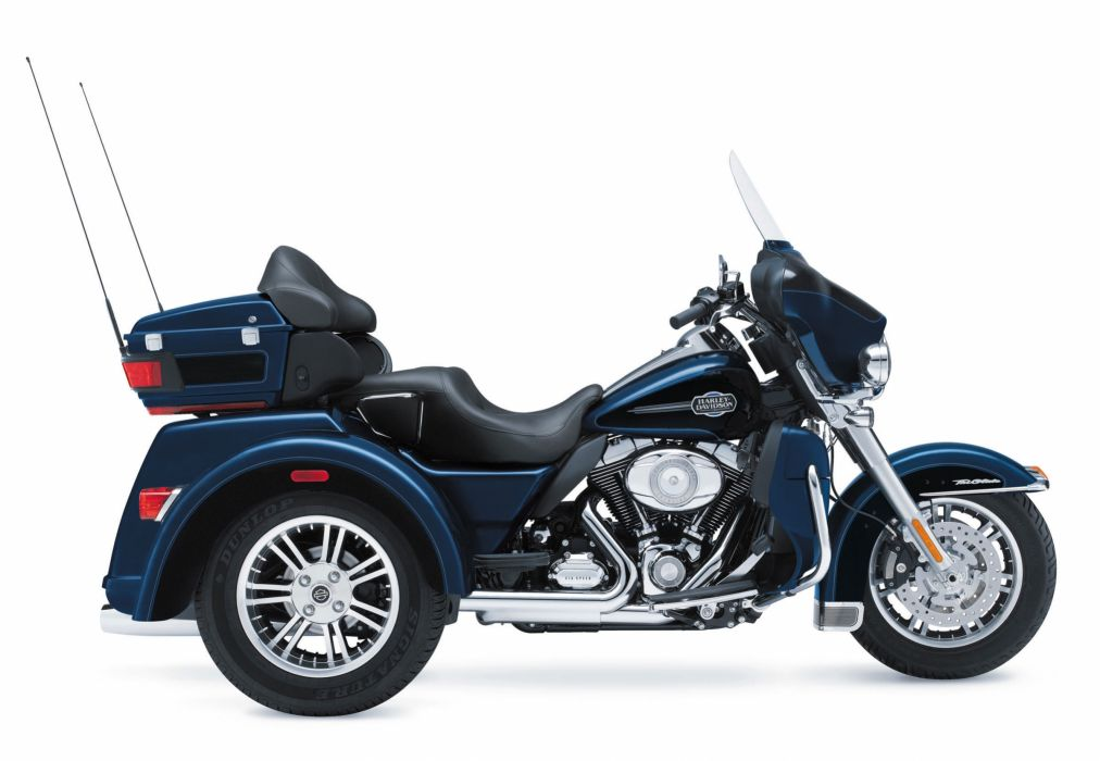 2013 Harley Davidson FLHTCUTG Tri-Glide Ultra Classic tri glide r wallpaper