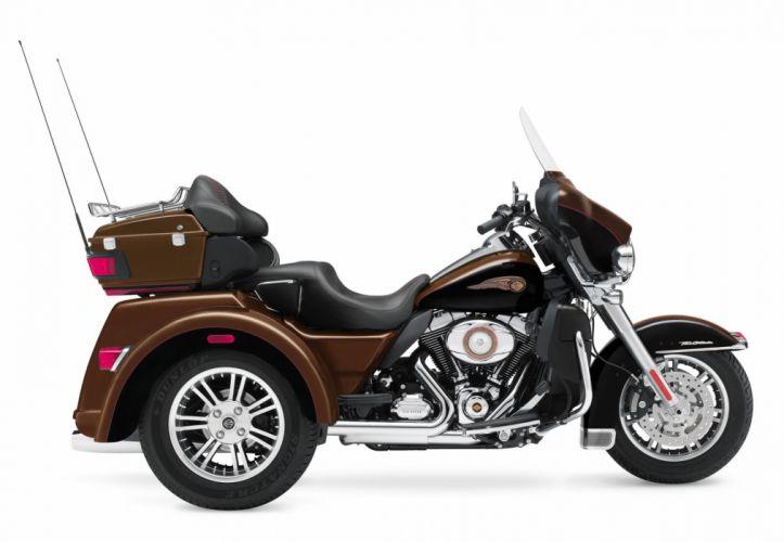 2013 Harley Davidson FLHTCUTG Tri-Glide Ultra Classic tri glide w wallpaper