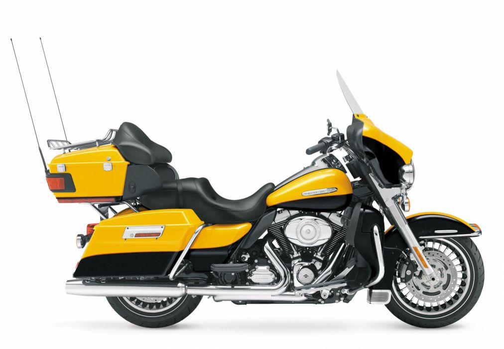 2013 Harley Davidson FLHTK Electra Glide Ultra Limited w wallpaper
