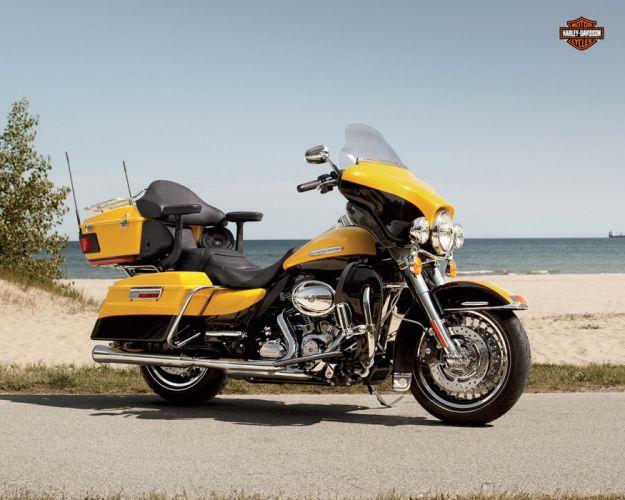2013 Harley Davidson FLHTK Electra Glide Ultra Limited wallpaper