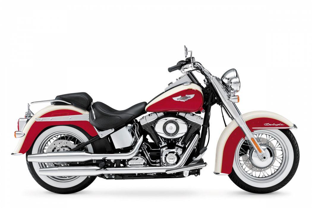2013 Harley Davidson FLSTN Softail Deluxe w wallpaper