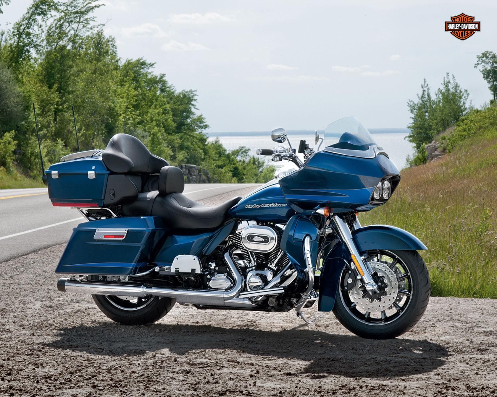 Harley Davidson Fltru