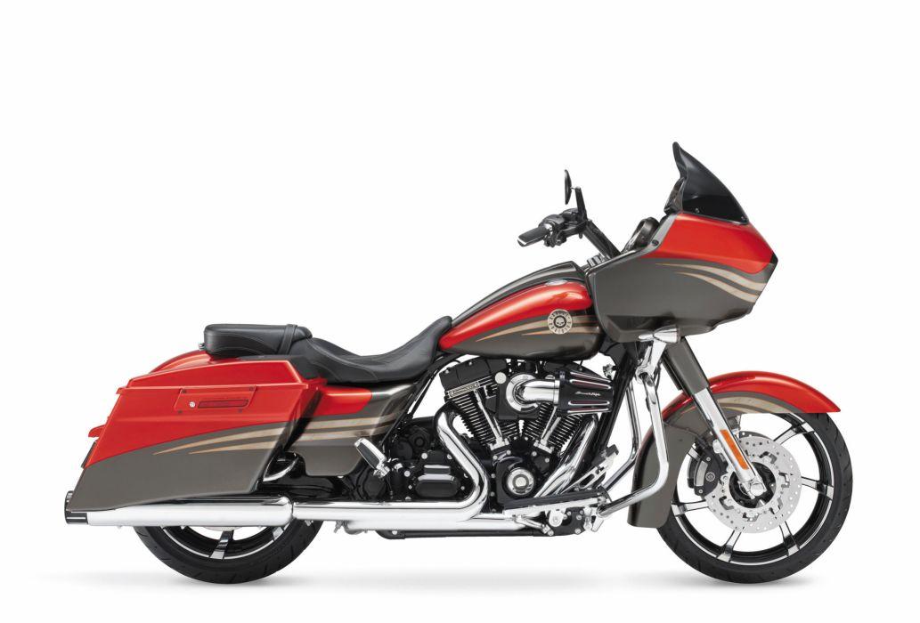 2013 Harley Davidson FLTRXSE2 CVO Road Glide Custom q wallpaper