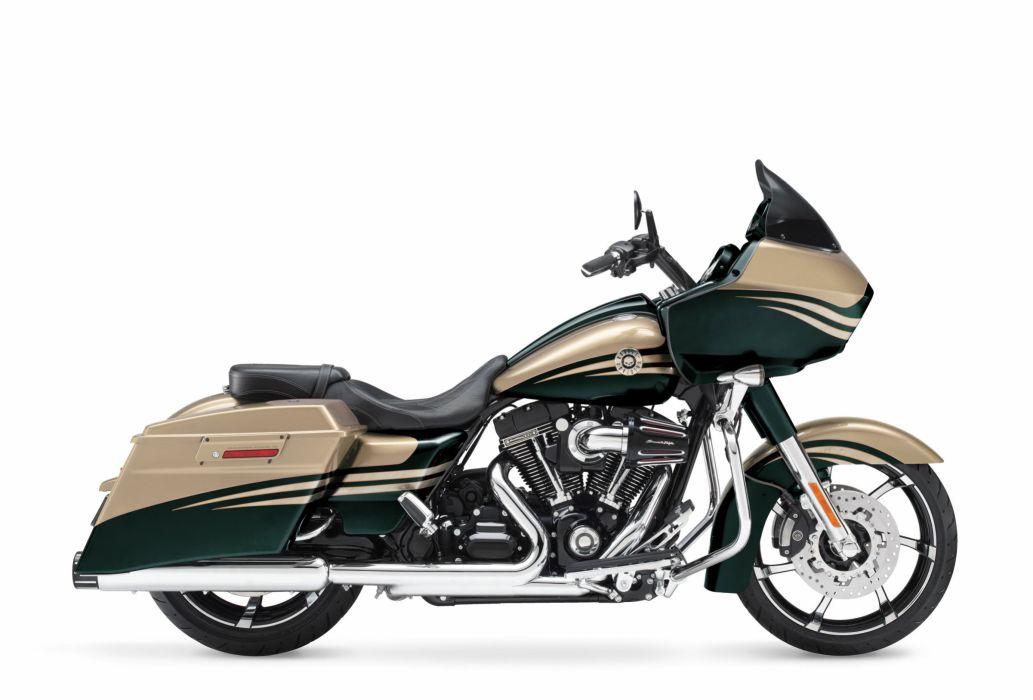 2013 Harley Davidson FLTRXSE2 CVO Road Glide Custom w wallpaper