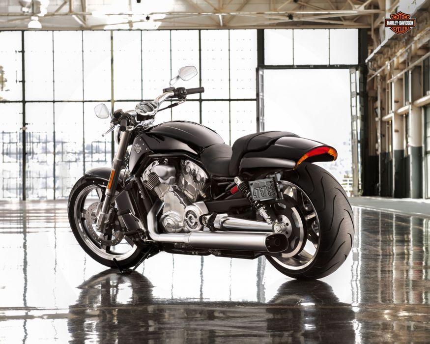 2013 Harley Davidson VRSCF V-Rod Muscle wallpaper