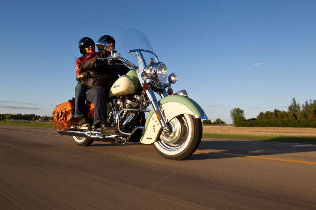 2013 Indian Chief Vintage a wallpaper