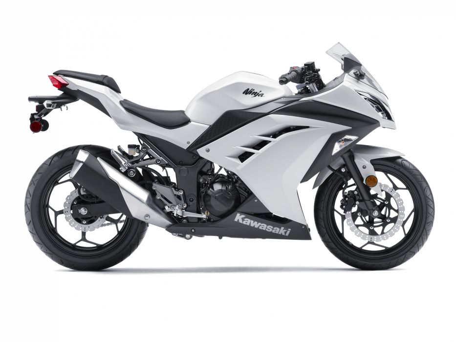 2013 Kawasaki Ninja 300   d wallpaper