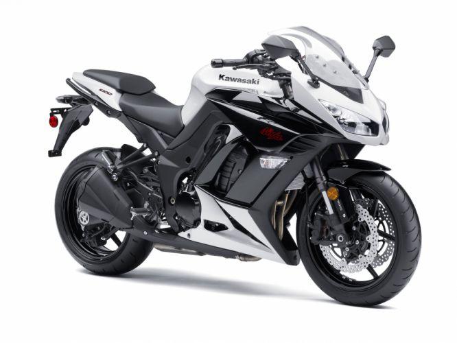 2013 Kawasaki Ninja 1000 ABS x wallpaper