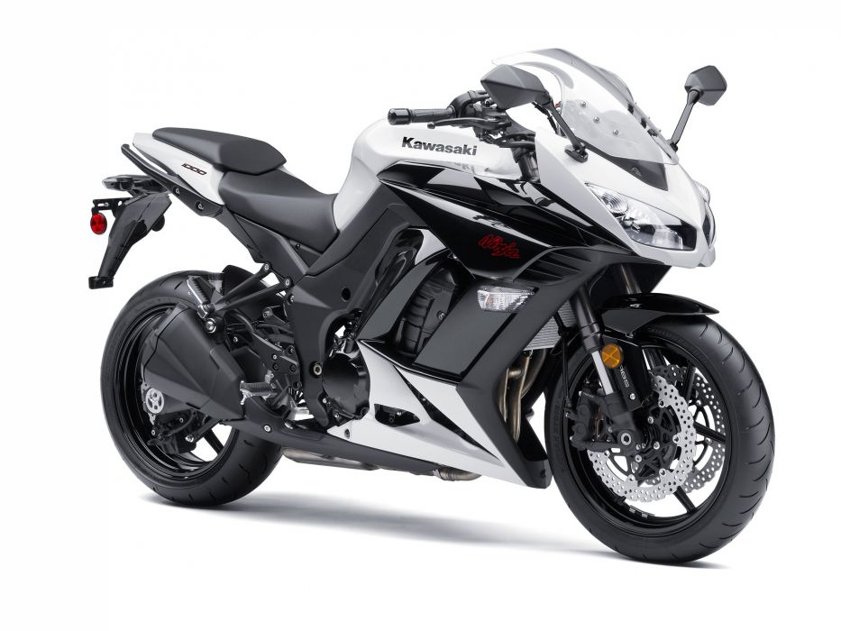 2013 Kawasaki Ninja 1000 ABS x wallpaper