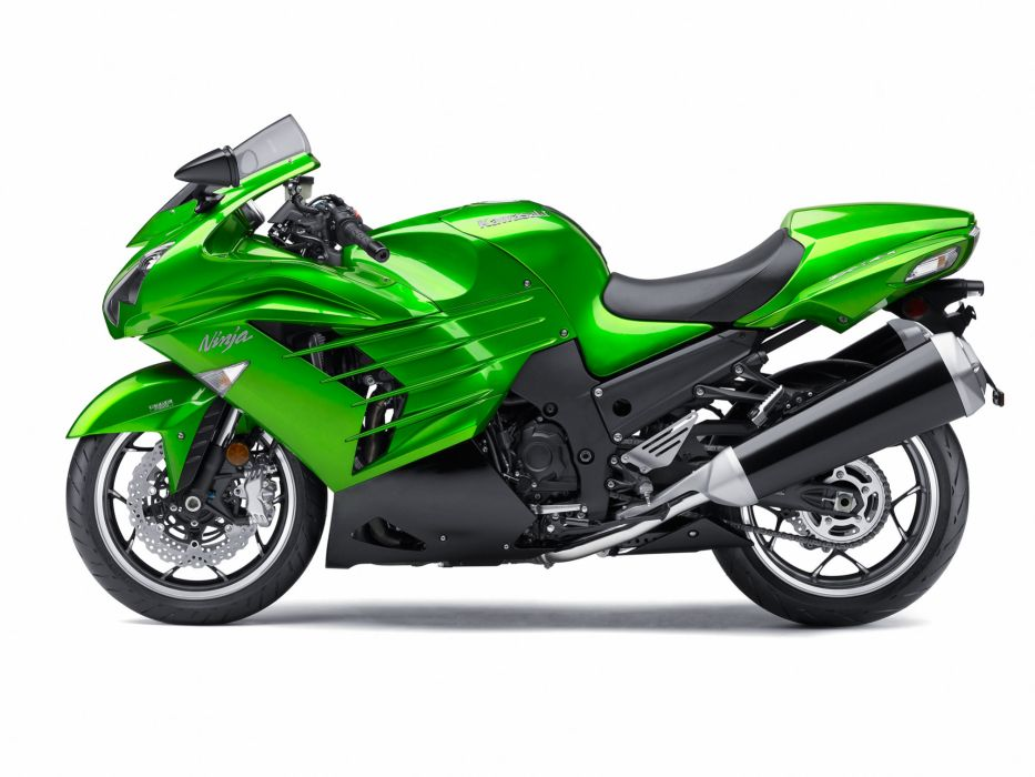 2013 Kawasaki Ninja ZX-14R ABS wallpaper