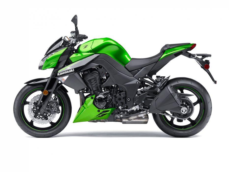 2013 Kawasaki Z1000 wallpaper