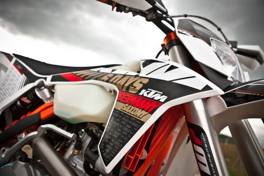 2013 KTM 125 EXC Six Days wallpaper