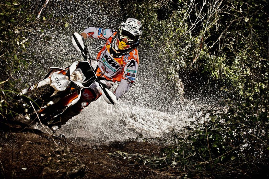 2013 KTM 250EXC-F Six Days wallpaper