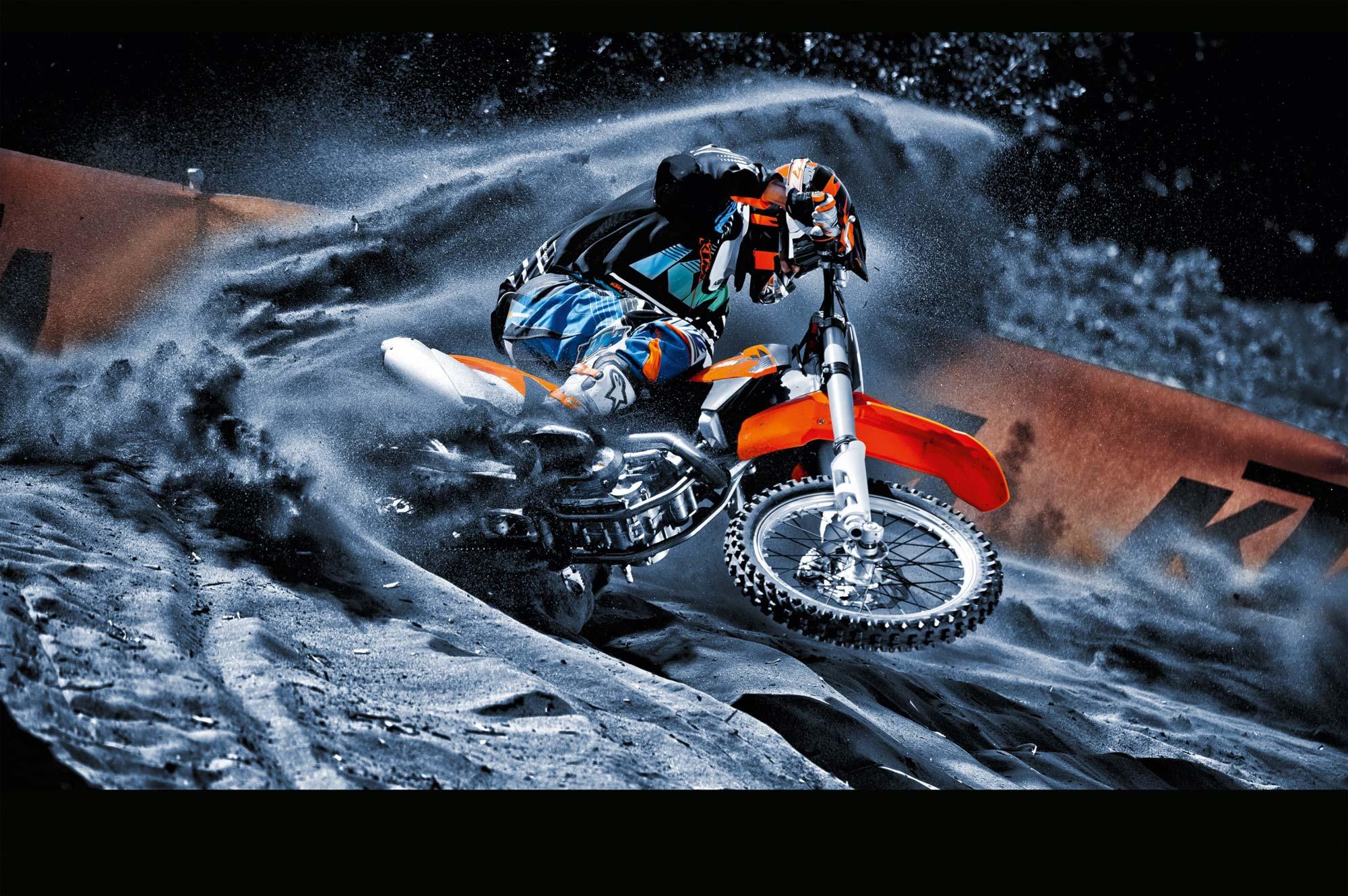 Ktm Bikes Wallpapers Wallpapertag: 2013 KTM 450SX-F Wallpaper