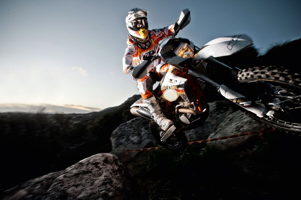 2013 KTM 500EXC Six Days wallpaper