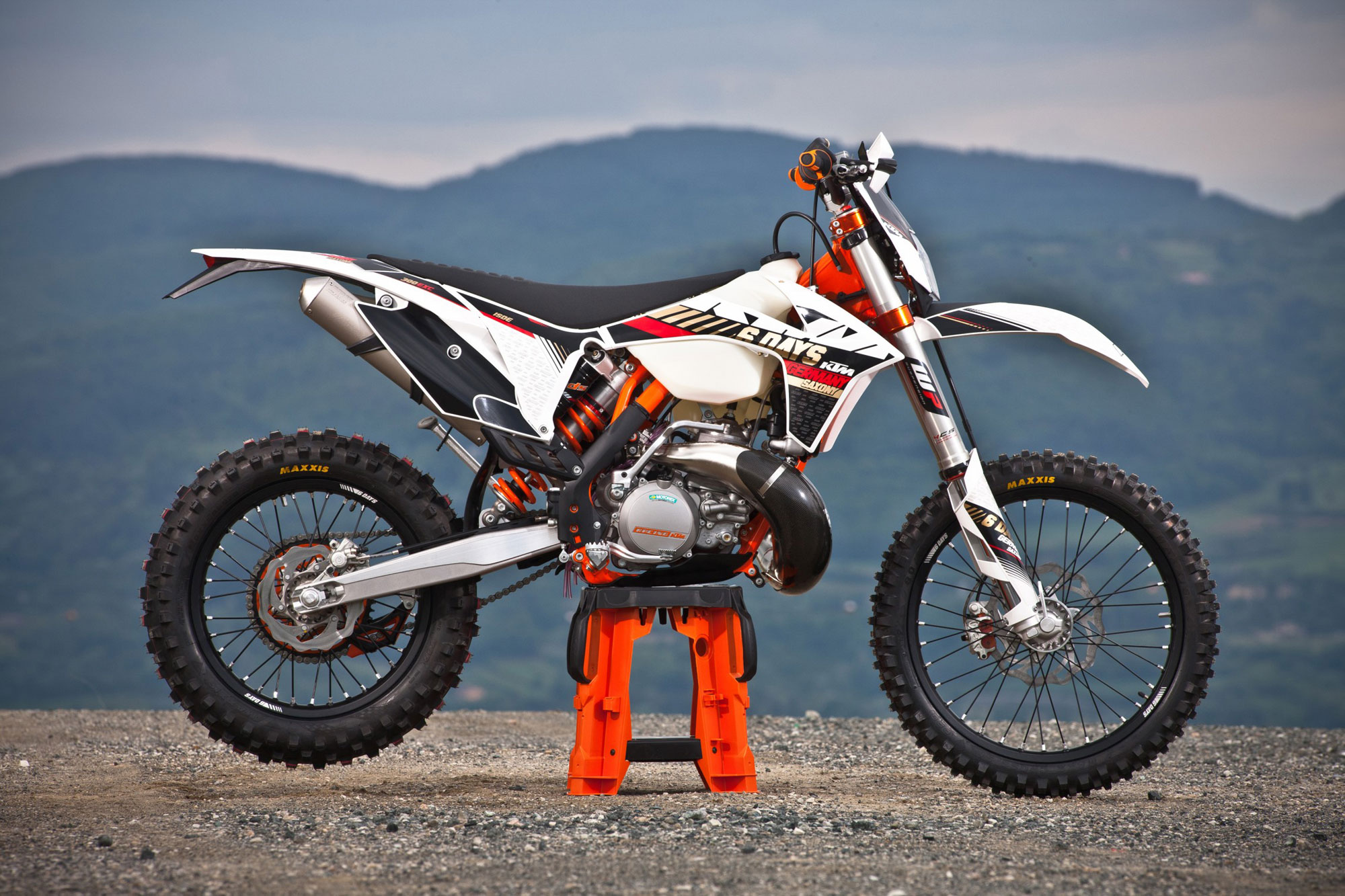 Ktm 2019 Exc >> 2013 KTM 300 EXC Six Days wallpaper | 2000x1333 | 87359 | WallpaperUP