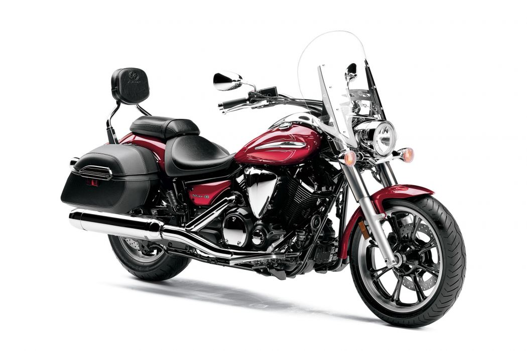 2013 Yamaha V-Star 950 Tourer r wallpaper