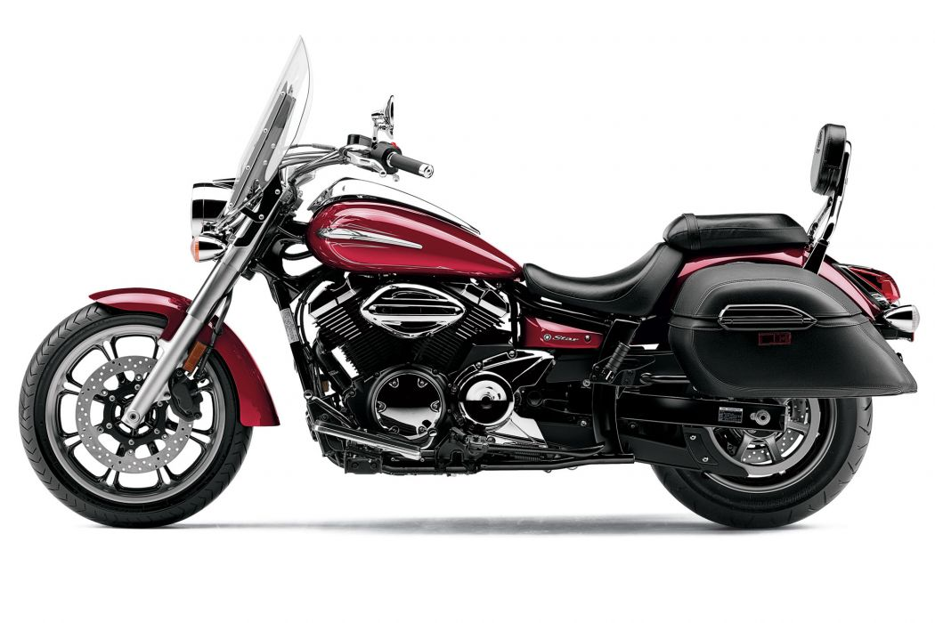 2013 Yamaha V-Star 950 Tourer w wallpaper