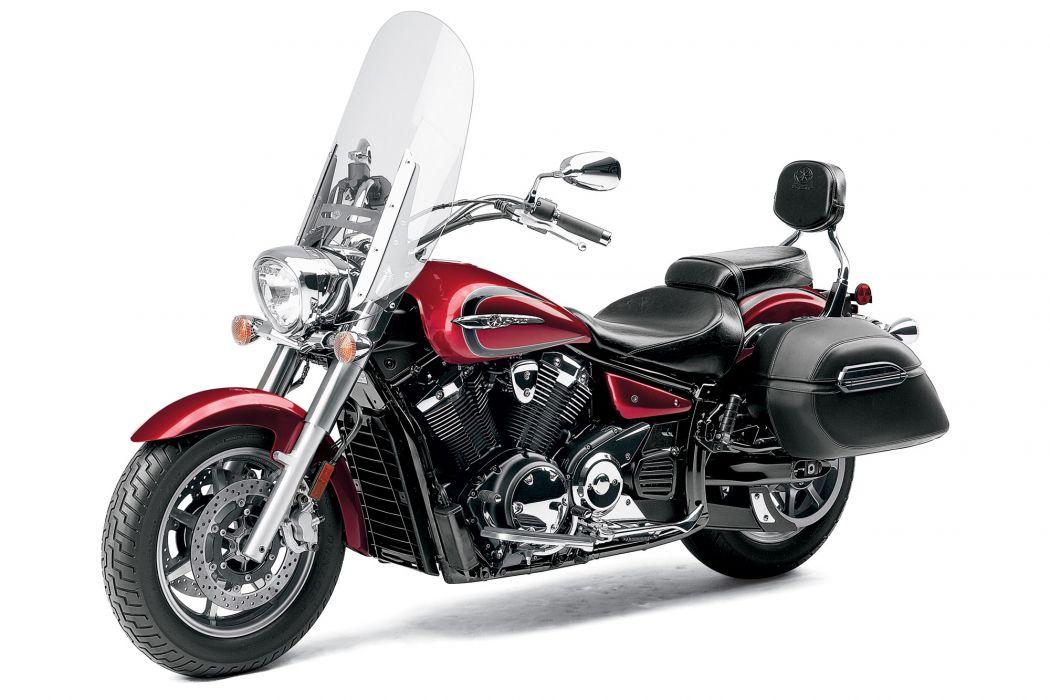 2013 Yamaha V-Star 1300 Tourer r wallpaper