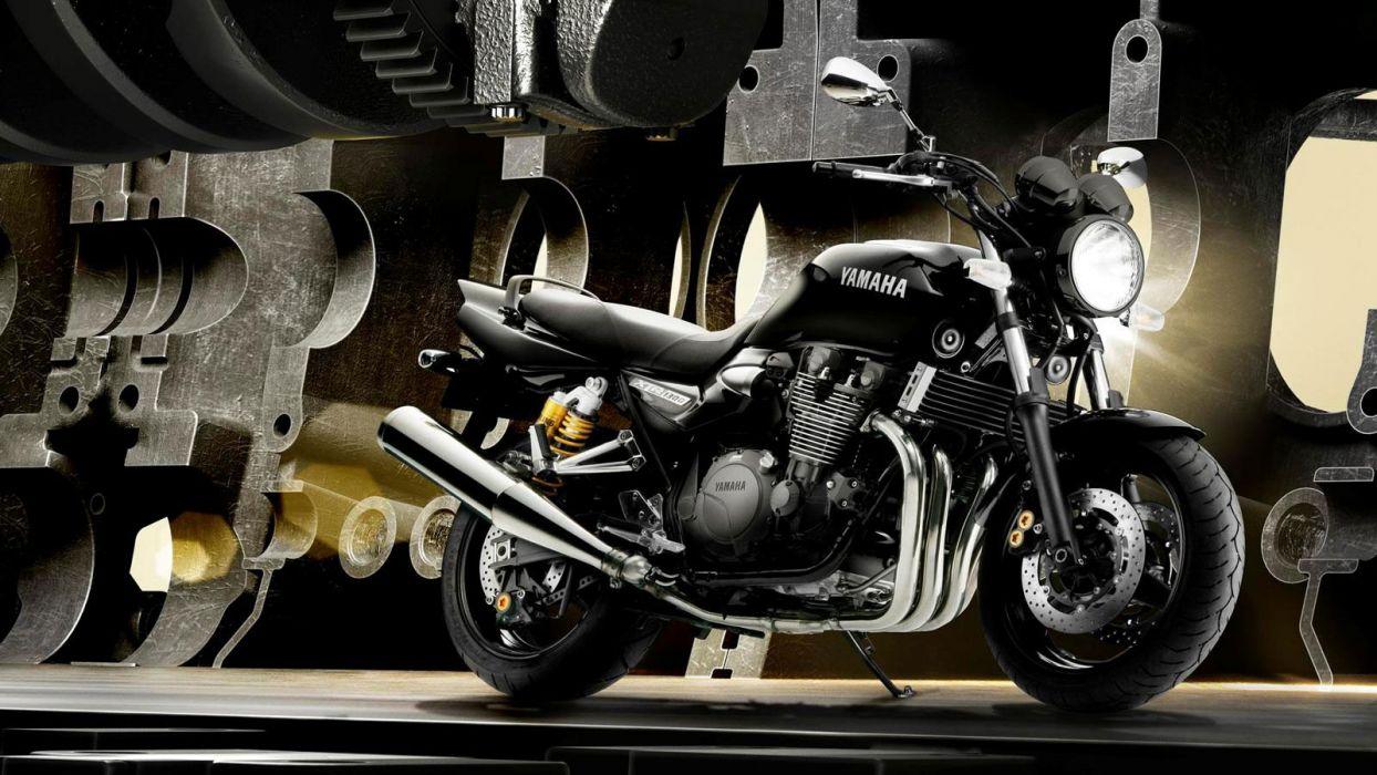2013 Yamaha XJR1300 wallpaper