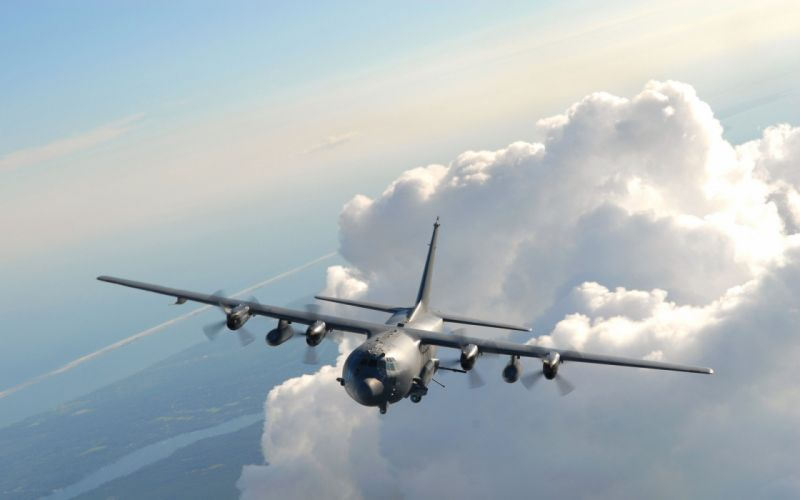 aircraft military AC-130 Spooky/Spectre wallpaper
