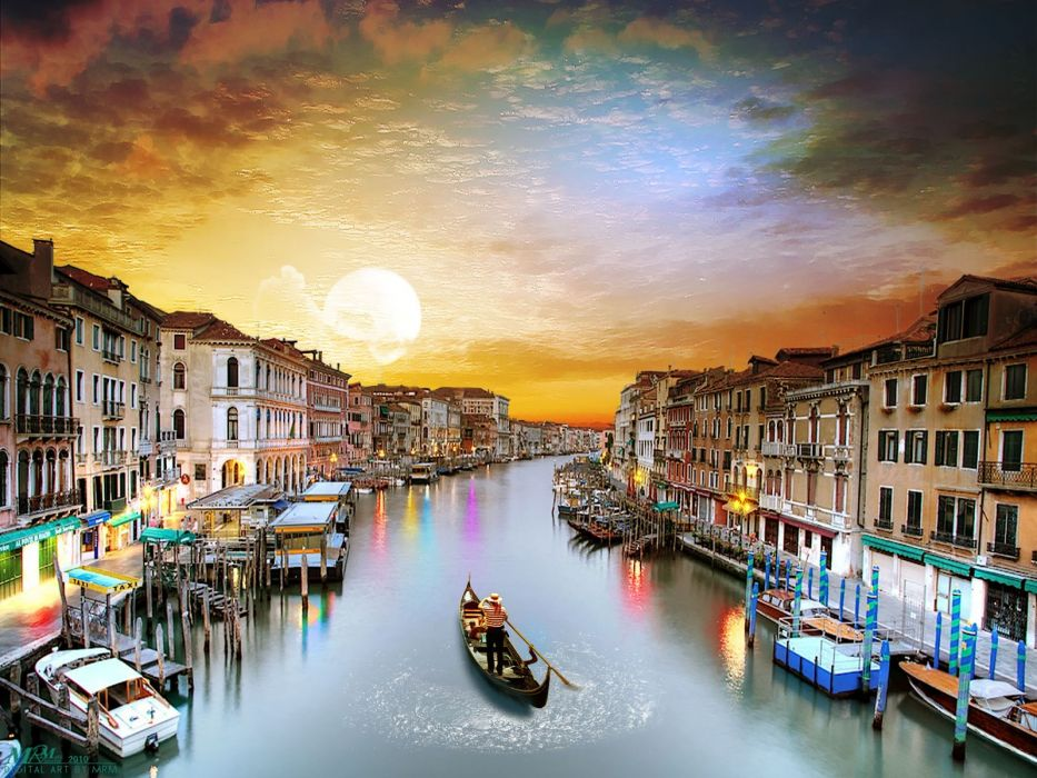 nature Venice Italy wallpaper