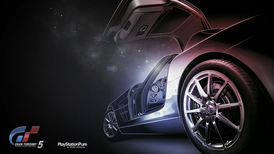 ps3 game gran turismo5 wallpaper