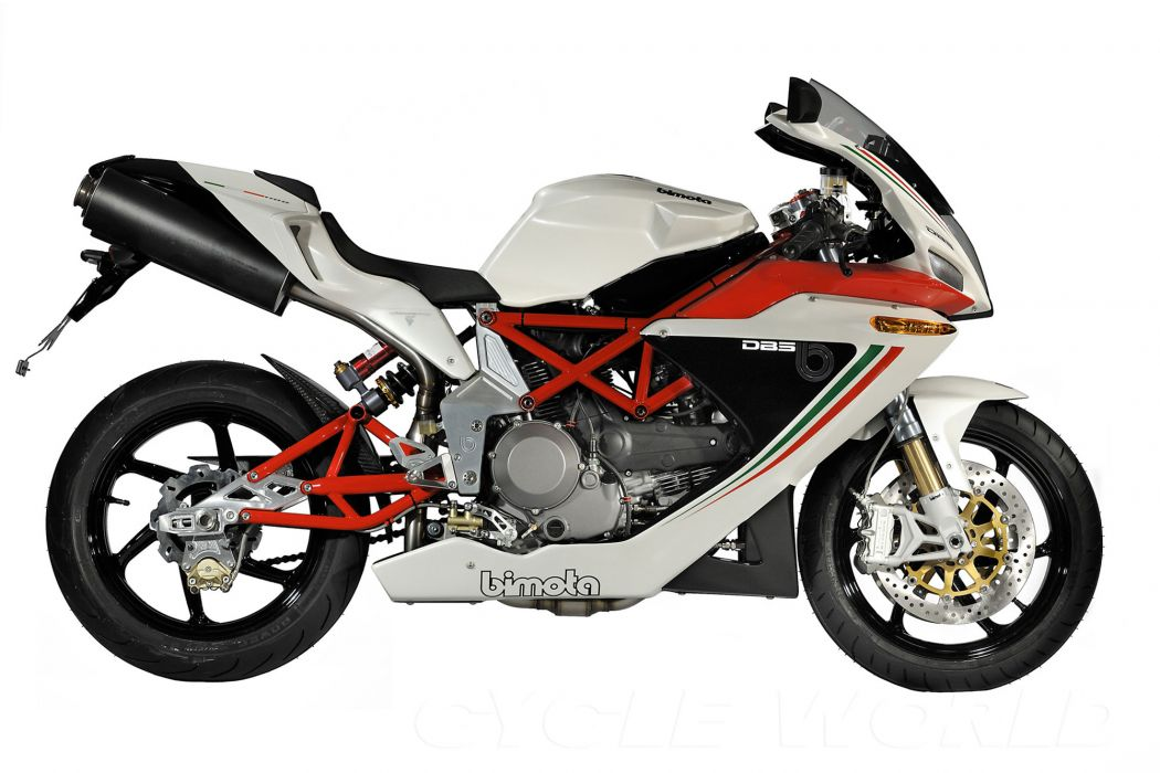 2012 Bimota DB5E Desiderio wallpaper