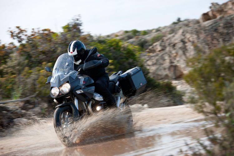 2013 Moto Guzzi Stelvio 1200 NTX q wallpaper